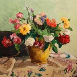 Geer Morton Rose Bouquet #1