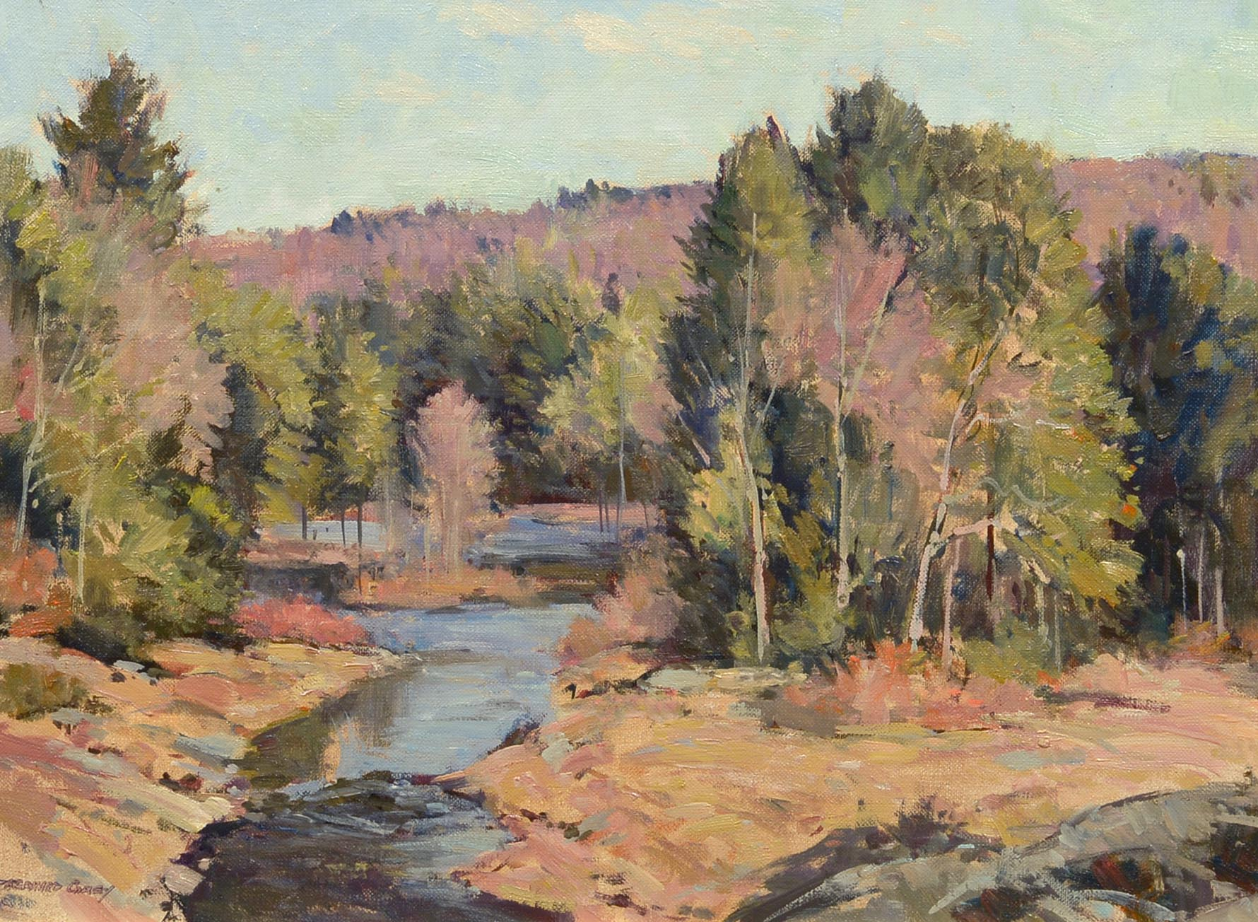 Bernard Corey Quiet River