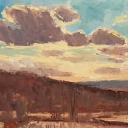 Bernard Corey Brightening Skies