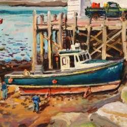 Geer Morton Boat Work