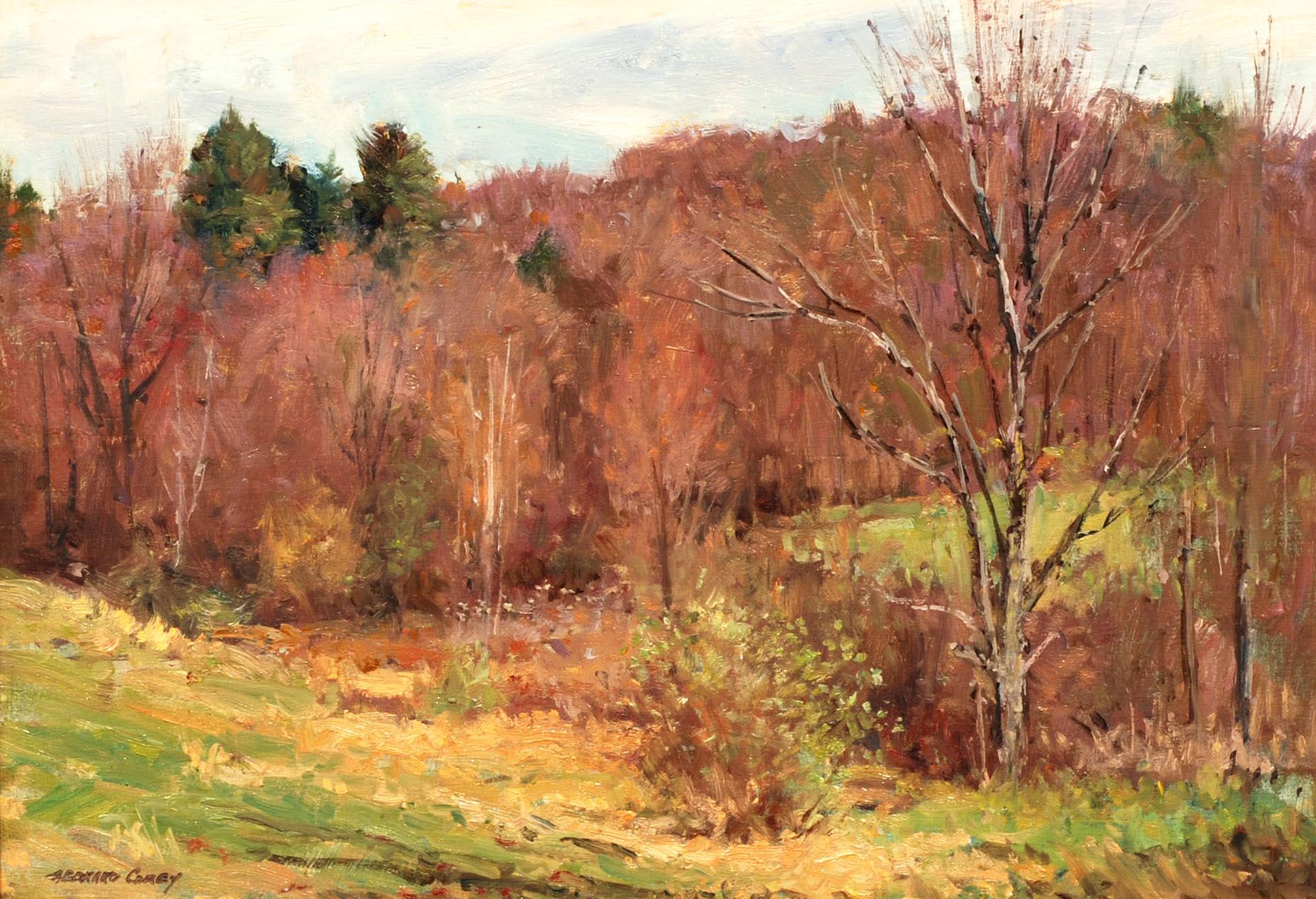 Bernard Corey Early Spring Field