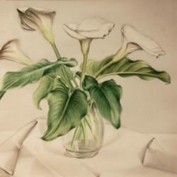 Jack Eames Calla Lilies
