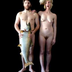 Keith Hamilton Little People Big Fish