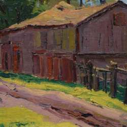 Frank Herbst Country Lane