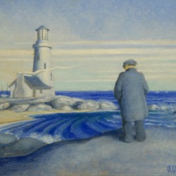 Girard At the Lighthouse