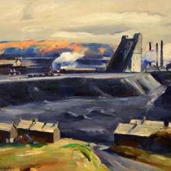 John Folinsbee Freeland Coal Breaker