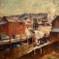John Folinsbee River Lane