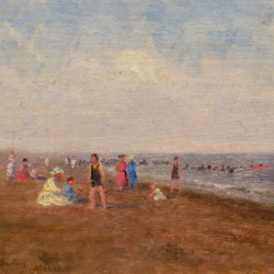 William Edward Norton Afternoon at the Beach