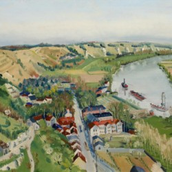 Laslo Medgyes Loire Valley