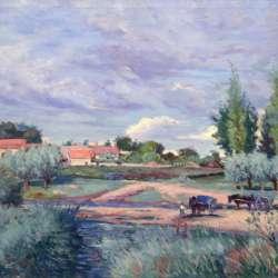 Andre Jallot Harvest Time