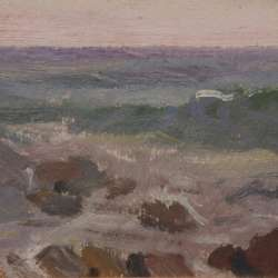 Alexei Pavlovich Krasnov Crashing Waves