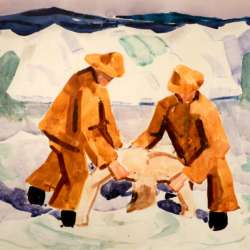 James Fitzgerald Rescue at Sea