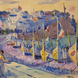 Gerard Hordyk On the Cote d'Azur