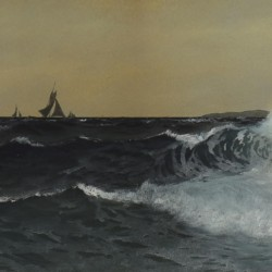 Neil Reed Mitchell Distant Sails
