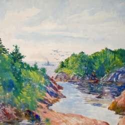 Philip Little Summer Cove
