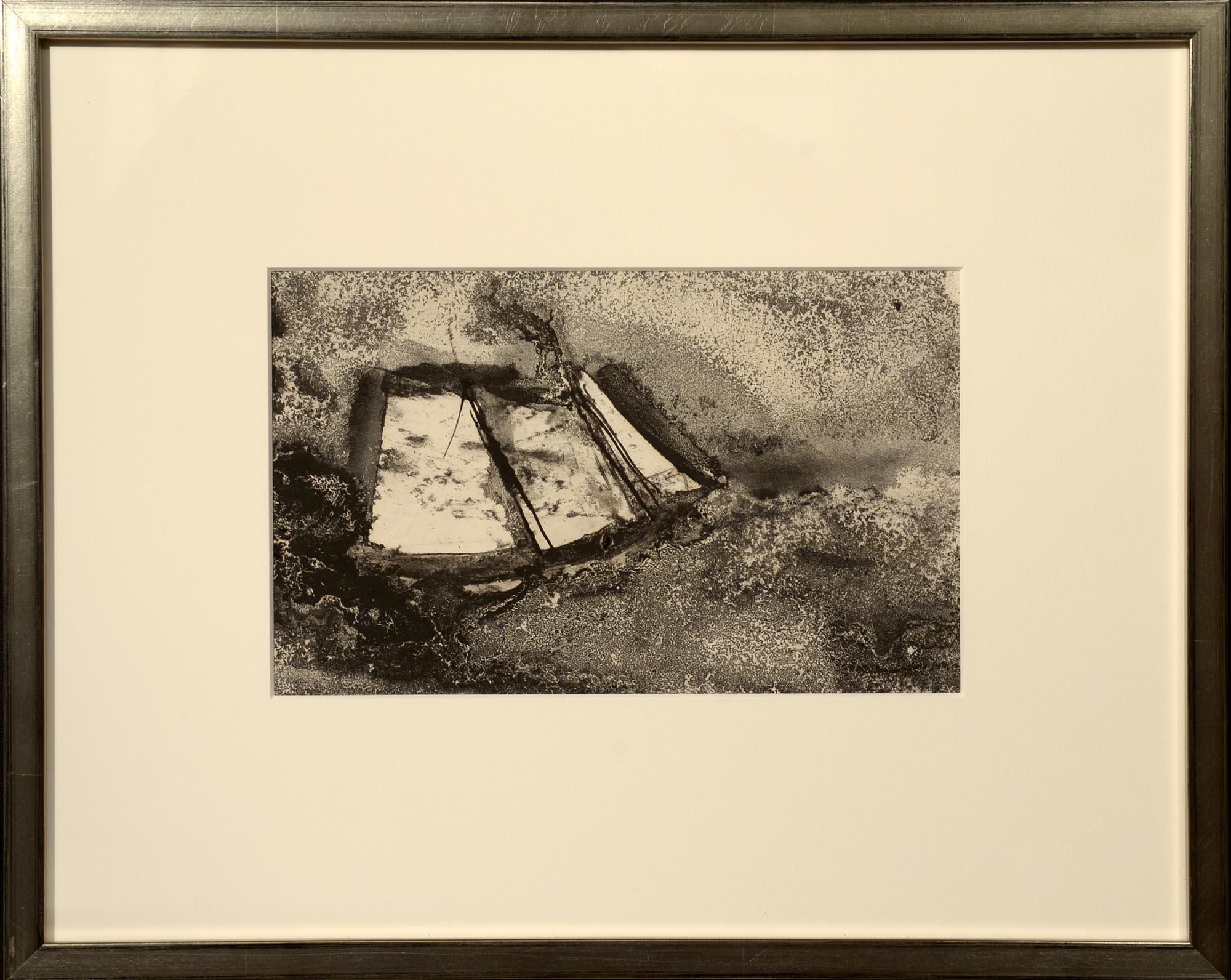 William Thon At Sea framed