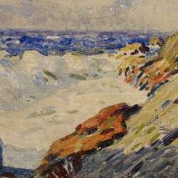 Whitney Hubbard Blue Seas
