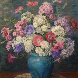 Katherine Allmond Hulbert Summer Bouquet