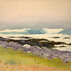 Sears Gallagher Quiet Morning, Lobster Cove