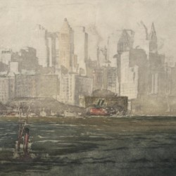 Max Pollak The Battery, New York