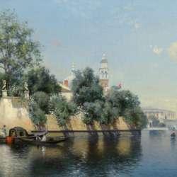 Warren Sheppard Venice
