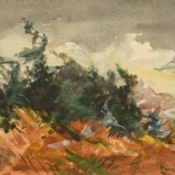 Jay Hall Connaway Autumn Seas, Monhegan