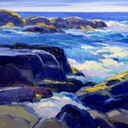 Keith Oehmig Blue Sky Day