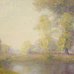 Lawrence Mazzanovich Springtime, Giverny