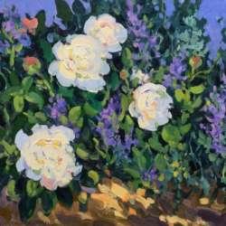 Keith Oehmig Garden Peonies
