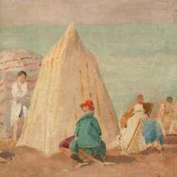 Philip Connard At the Beach