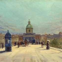 Andre Gisson Pont Des Arts