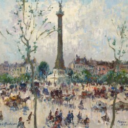 Merio Ameglio Place de la Bastille