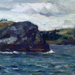 John Fulton Folinsbee Seguin Island