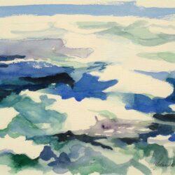 Yolanda Fusco Blue Seas