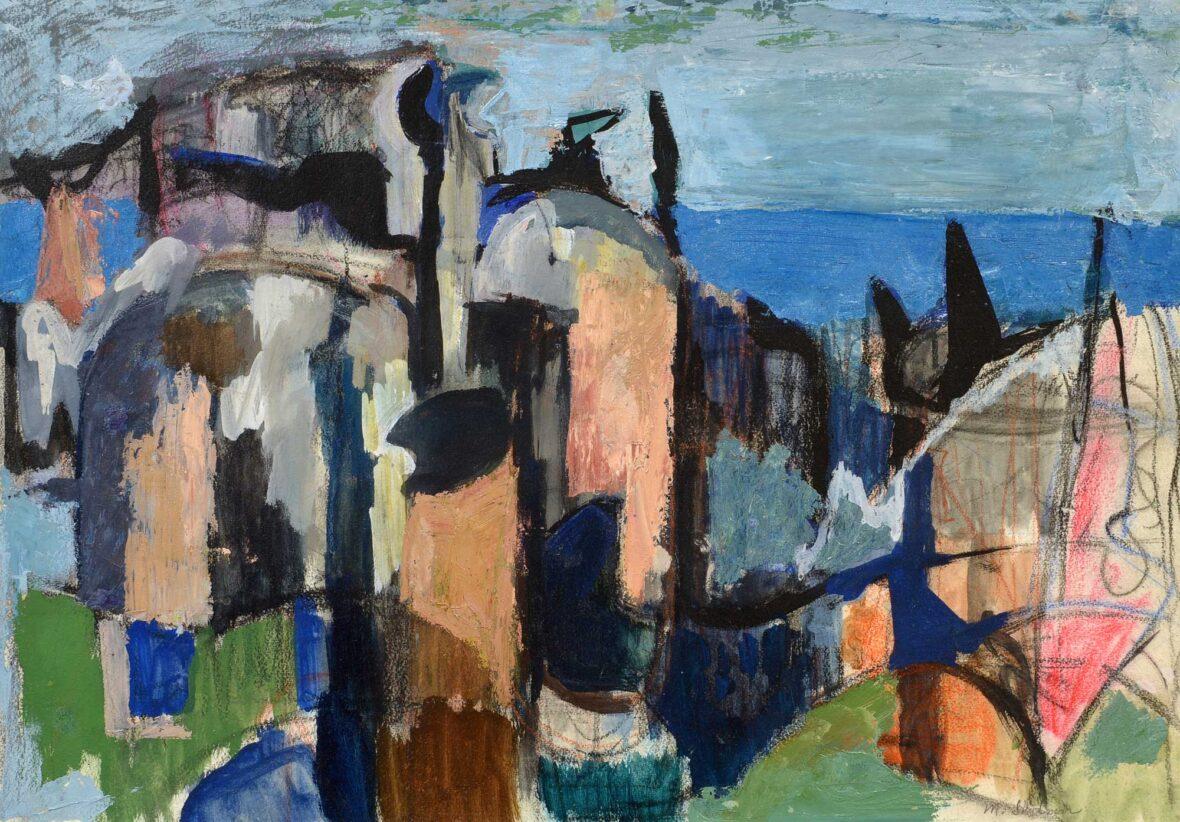 Morris Shulman Island Abstraction